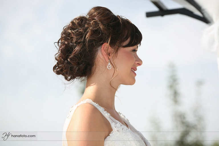 Hair Wedding Edmonton : Jessica and justin married! edmonton royal glenora wedding